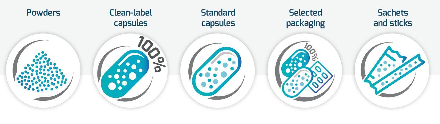 OptiBac probiotikai Saccharomyces boulardii